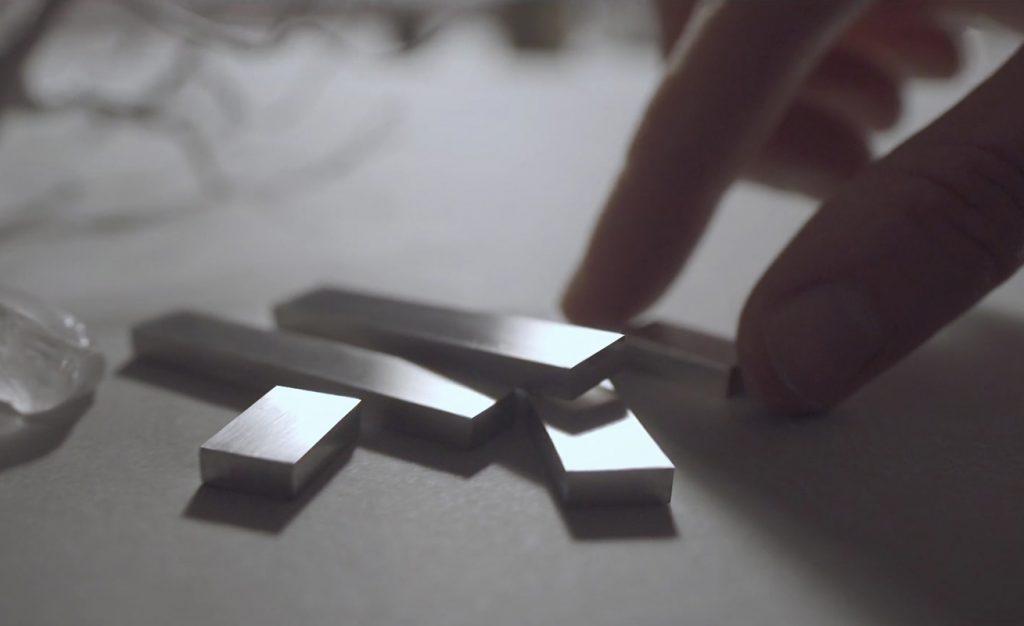 filigrane Arbeiten im Designatelier von MILLE FIABE