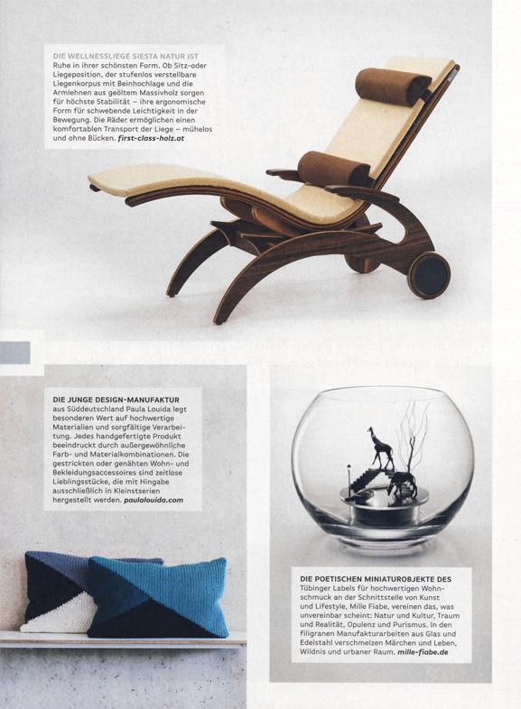 Design Editorial MILLE FIABE, Katrin Ruoffner, Condor Magazin